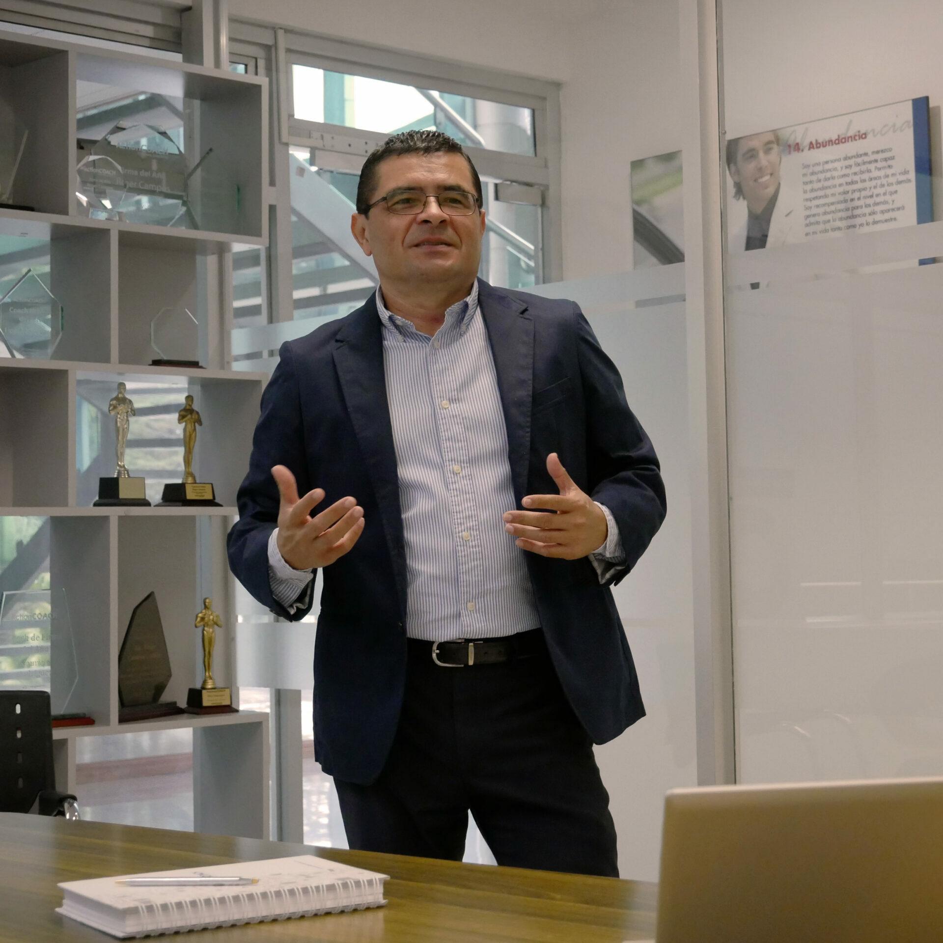 Roger Campos Cordero